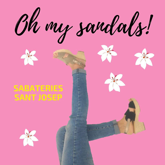 Oh My Sandals!
